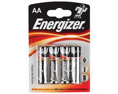 Батарейка Energizer LR6-4BL