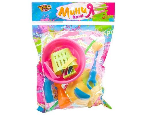 Набор аксессуаров для уборки, 8 предметов МиниМаниЯ M7633