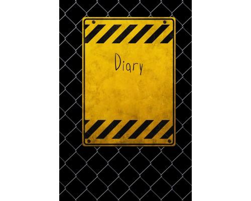 Ежедневник (недатированный) А5 112 листов Индустриальный стиль