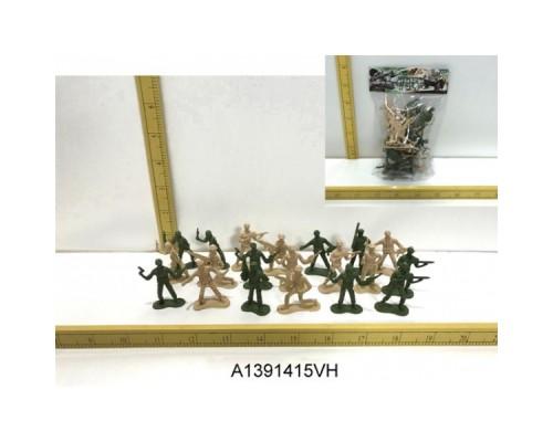 Набор солдатиков в пак.A1391415VH